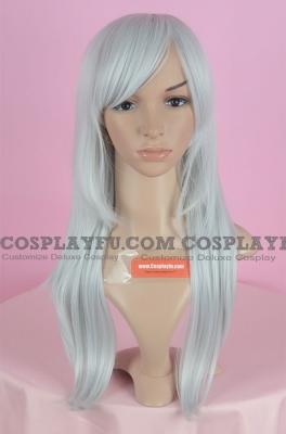 White Wig (Medium,Straight,LRH)