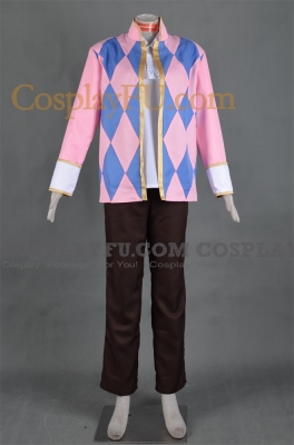 Wizard Costume from Howls Moving Castle