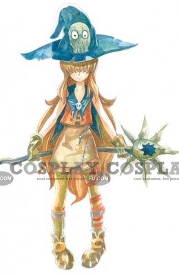 Wizardmon Cosplay (Female) from Digimon