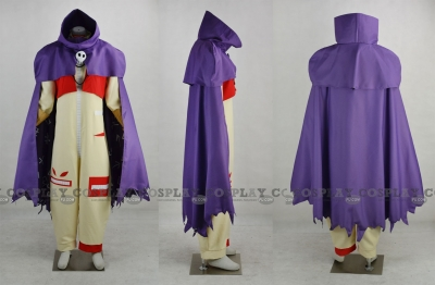 Wizardmon Cosplay from Digimon Adventure