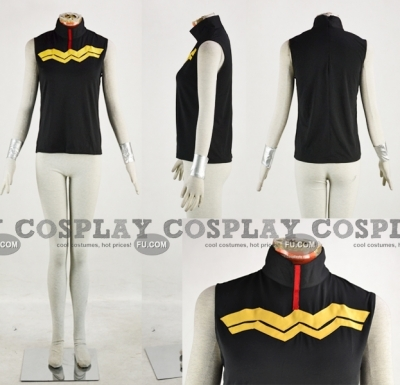 Wonder Girl Cosplay (top, arm bracelets) from Wonder Girl