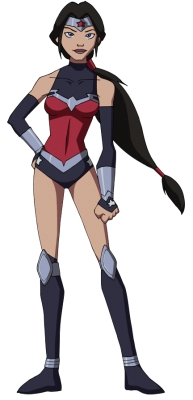 Wonder Woman Cosplay from Justice League War