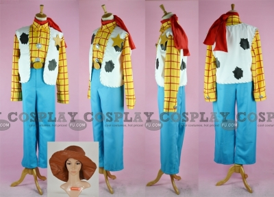 Woody Cosplay from Toy Story