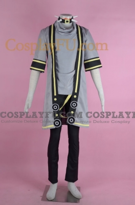 YOHIOloid Cosplay from Vocaloid