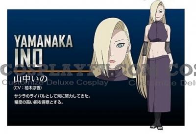Yamanaka Cosplay (The Last) from Naruto