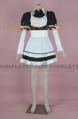 Yami Cosplay (Maid) from To Love Ru
