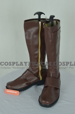 Yang Shoes (D164) from RWBY