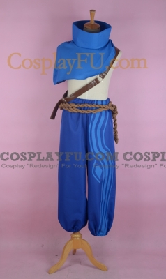 Yasuo Cosplay from League of Legends