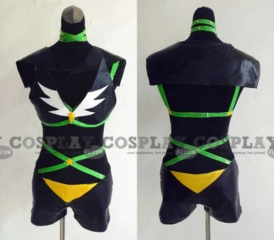 Yaten Cosplay from Sailor Moon
