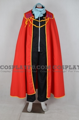 Yato Cosplay (With Cloak) from Noragami