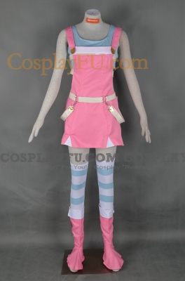 Yayoi Cosplay (Pink,2nd) from The Idolmaster