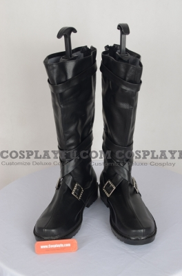 Yoshino Shoes (D124) from Blast of Tempest