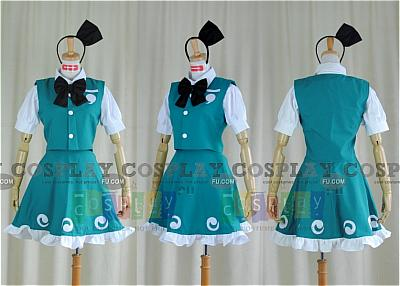 Youmu Cosplay from Touhou Project