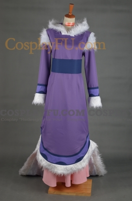 Yue Cosplay from Avatar The Last Airbender