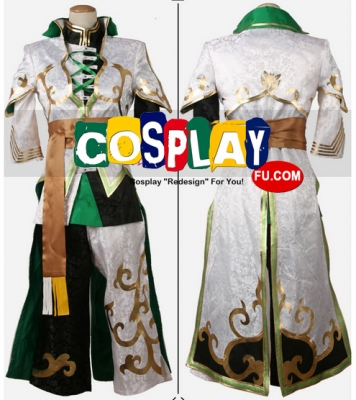 Yue Ying Cosplay from Dynasty Warriors