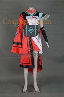 Yuezheng Ling Cosplay from Vocaloid