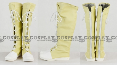 Yuffie Shoes from Final Fantasy