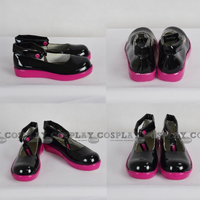Yukari Shoes (B302) from Vocaloid 3