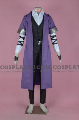 Yuki Cosplay (Puple) from BlazBlue