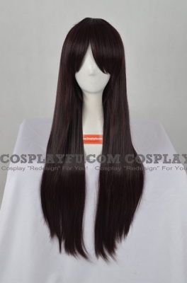 Yuki Cross Long Cosplay Wig from Vampire Knight