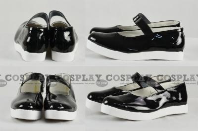 Yuki Shoes from Fushigi Yugi