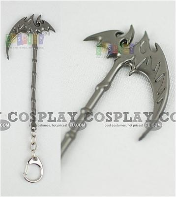 Yuki Weapon (Key Ring) from Vampire Knight