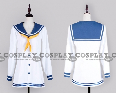 Yukikaze Cosplay from Kantai Collection