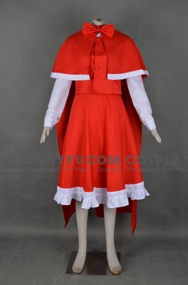 Yumemi Cosplay from Touhou Project