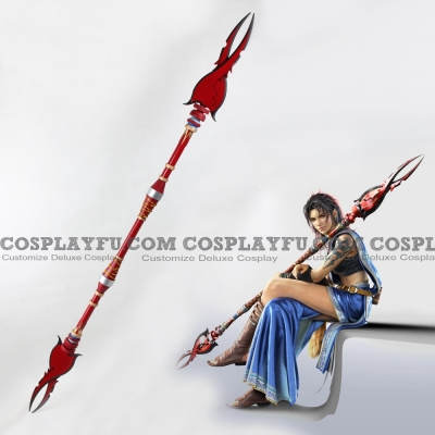 Yun Fang Bladed Lance (Spear) from Final Fantasy XIII