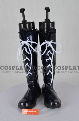Yuna Shoes from Final Fantasy