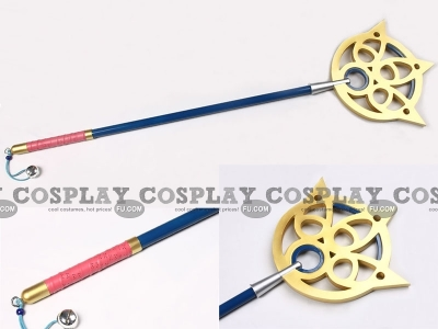 Yuna Summon Scepter (DX10) from Final Fantasy