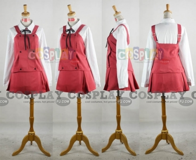 Yuno Cosplay (158-001) from Hidamari Sketch