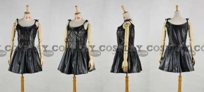 Yuno Cosplay (Black Dress) from Future Diary