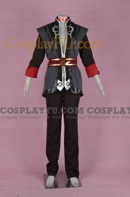 Yuri Costume (2nd) from Tales of Vesperia