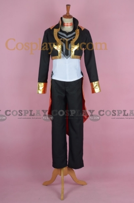 Yuri Costume from Tales of Vesperia