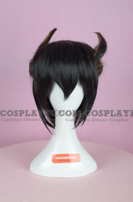 Yusei Wig from Yu-Gi-Oh!
