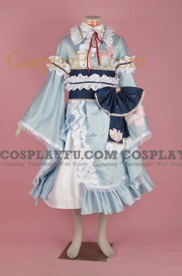 Yuyuko Cosplay (3rd) from Touhou Project