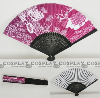 Yuyuko Fan from Touhou Project