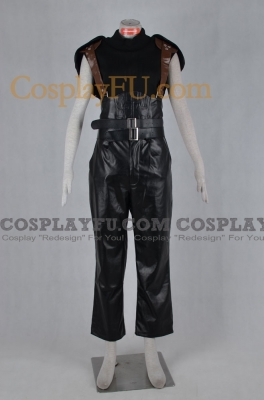 Zack Cosplay Costume from Final Fantasy