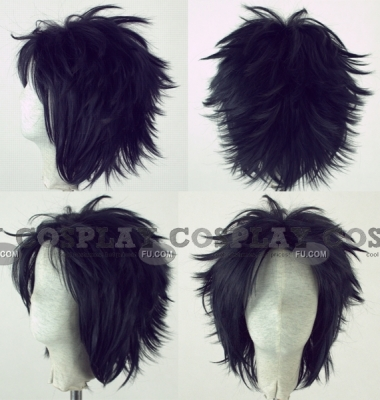 Zack Wig from Final Fantasy