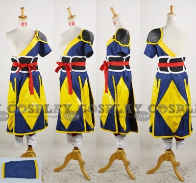 Zancrow Cosplay from Fairy Tail