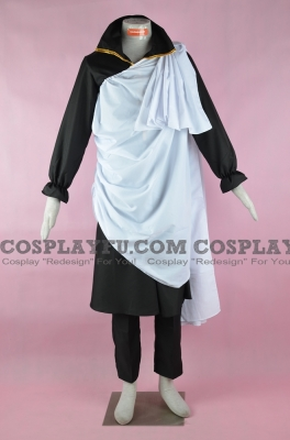 Zeref Costume from Fairy Tail