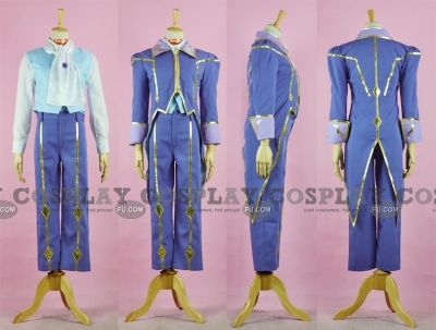 Zero Cosplay from Code Geass