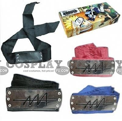 Zetsu Headband from Naruto Shippuuden