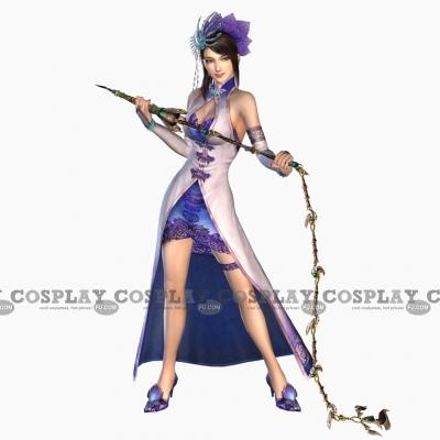 Zhen Ji Cosplay from Dynasty Warriors 5