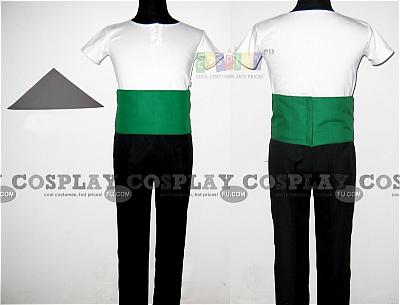 Zoro Cosplay (Stock) from One Piece