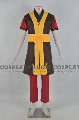 Zuko Cosplay from Avatar The Last Airbender