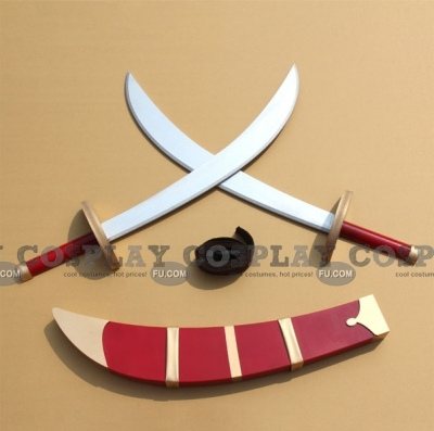 Zuko Swords from Avatar The Last Airbender