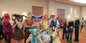 US AnimeFest 2012 United States