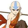 Aang Cosplay from Avatar: The Last Airbender